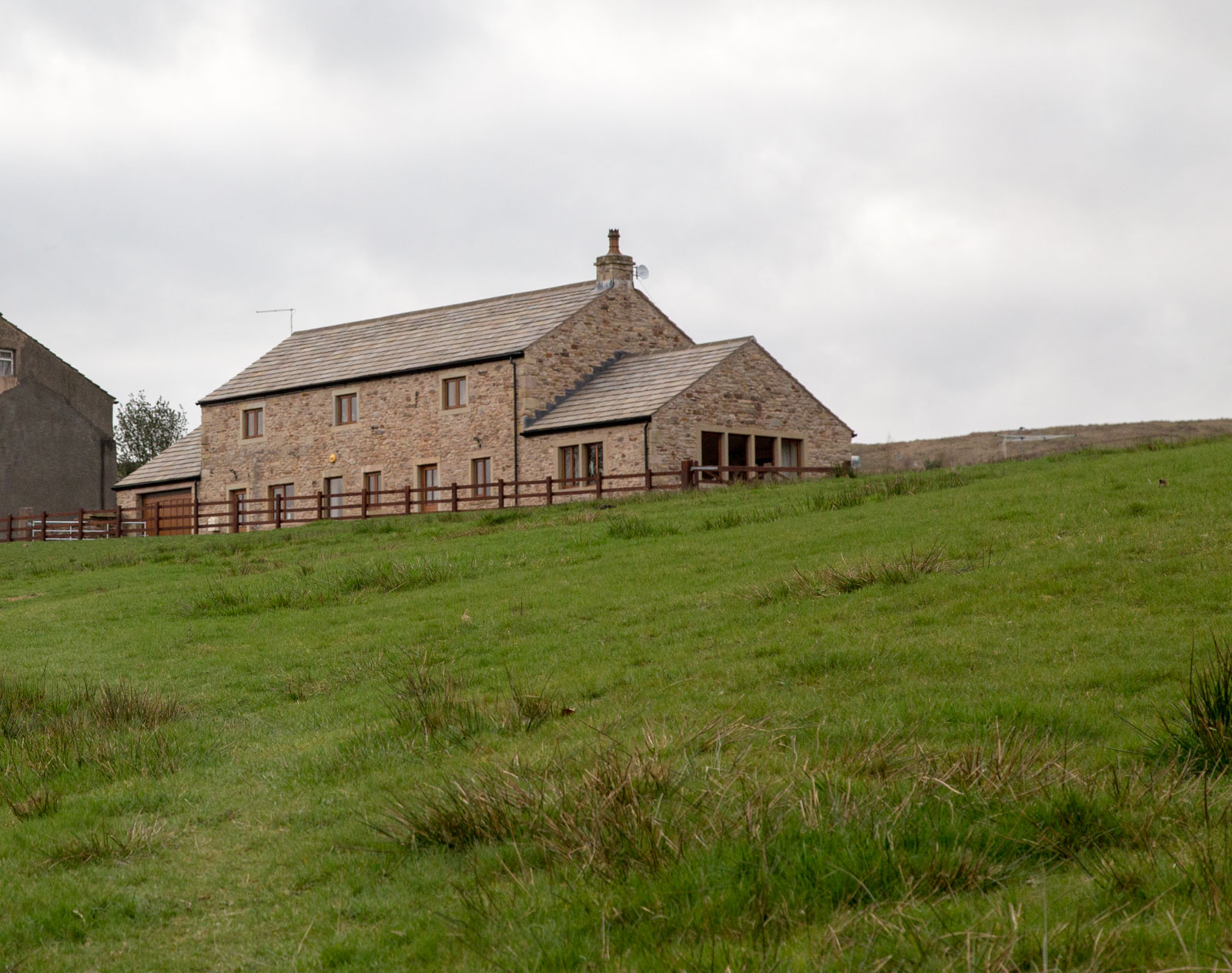 Top Row Farm Cottage